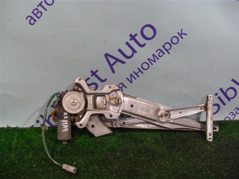 Стеклоподъемник Honda Domani MA4 ZC 1993 задний правый