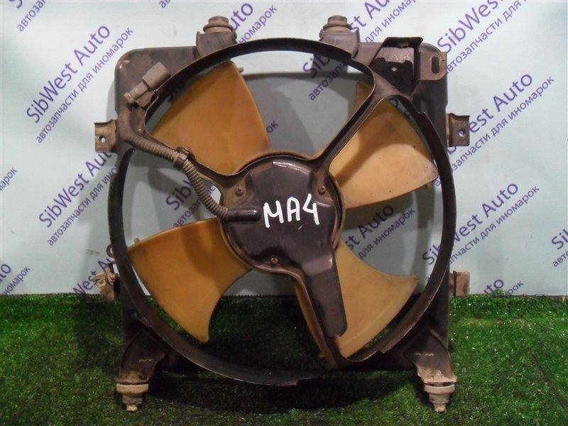 Вентилятор радиатора кондиционера Honda Domani MA4 ZC 1993