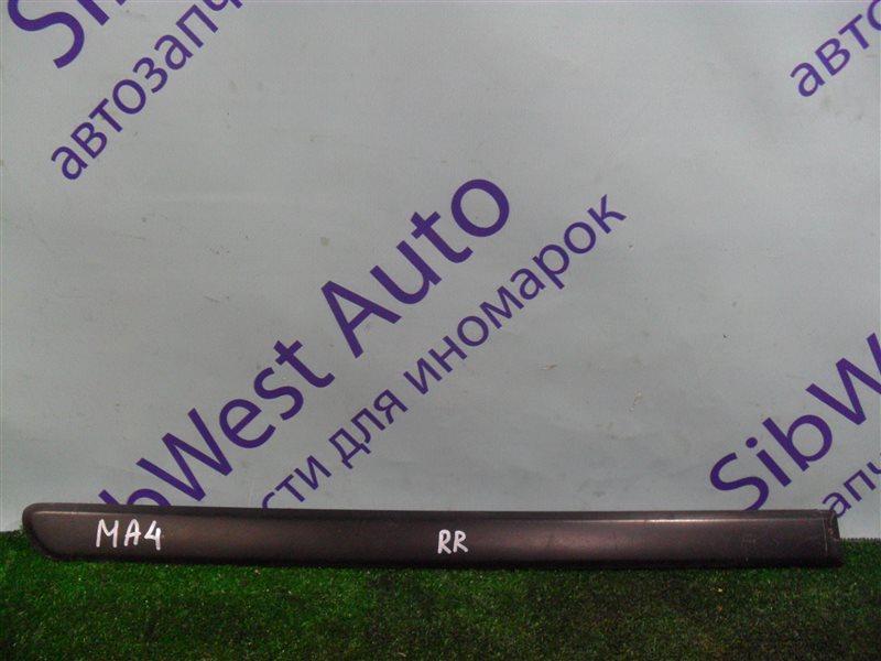 Молдинг на дверь Honda Domani MA4 ZC 1993 задний правый