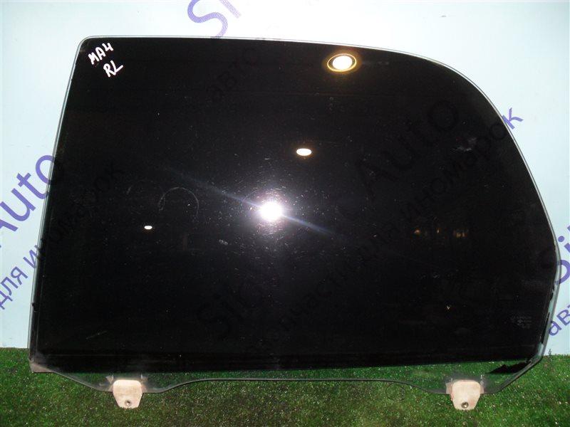 Стекло двери Honda Domani MA4 ZC 1993 заднее левое