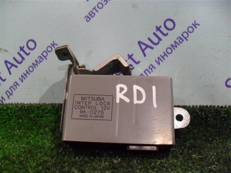 Электронный блок Honda Crv RD1 B20B 1996