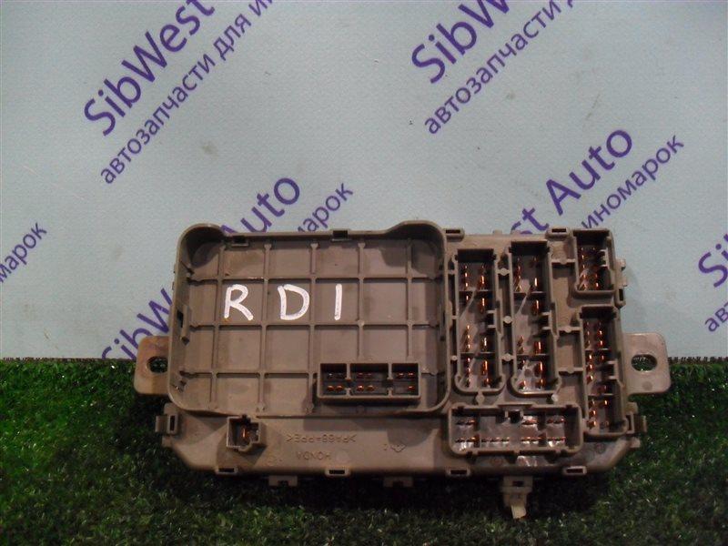 Блок предохранителей Honda Crv RD1 B20B 1996
