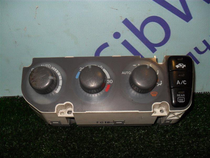 Блок управления климат-контролем Honda Crv RD1 B20B 1996
