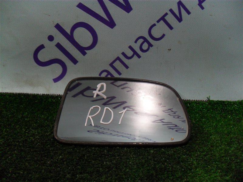 Зеркало Honda Crv RD1 B20B 1996 переднее правое