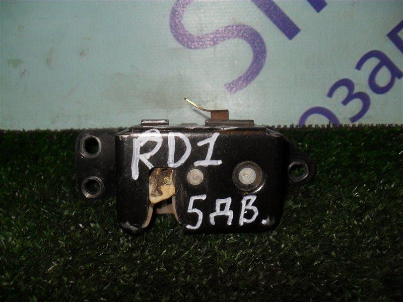 Замок багажника Honda Crv RD1 B20B 1996