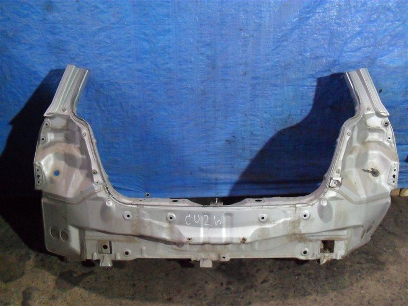 Задняя панель кузова Mitsubishi Airtrek CU2W 4G63 2001