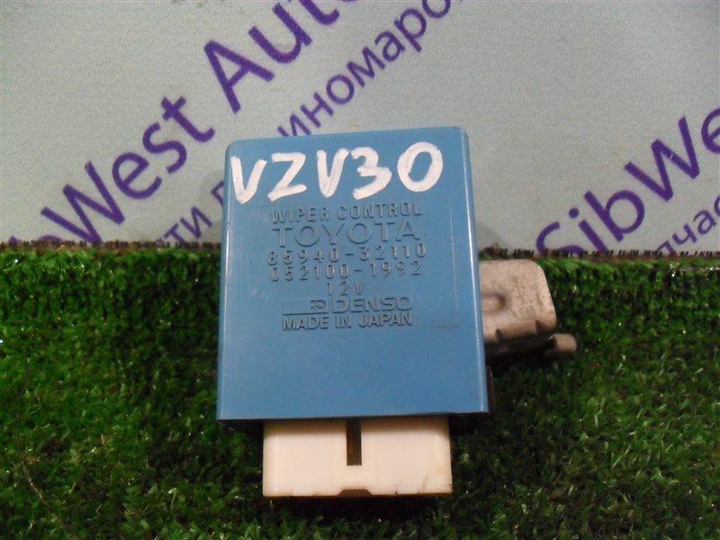 Электронный блок Toyota Camry Prominent VZV30 1VZ-FE 1991