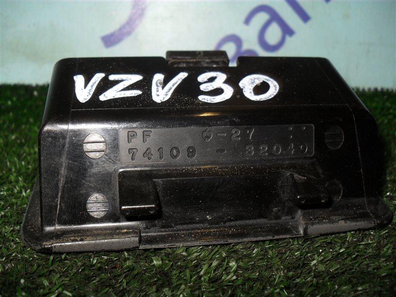 Блок управления климат-контролем Toyota Camry Prominent VZV30 1VZ-FE 1991