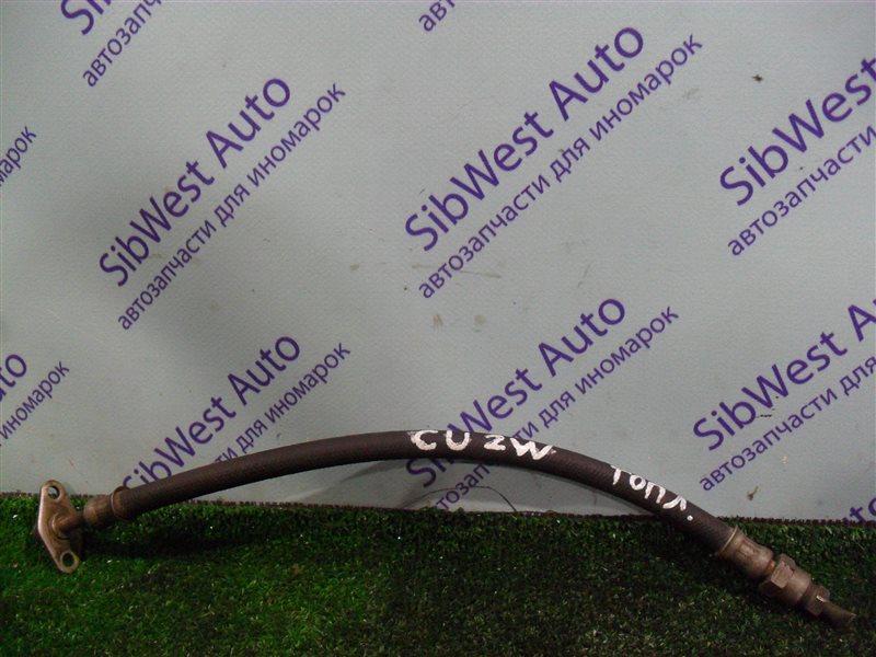 Трубки топливопровода Mitsubishi Airtrek CU2W 4G63 2001