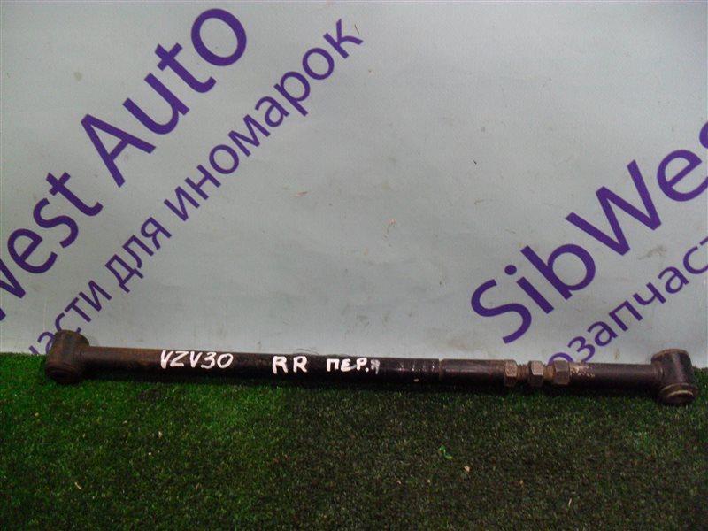 Тяга подвески Toyota Camry Prominent VZV30 1VZ-FE 1991 задняя правая