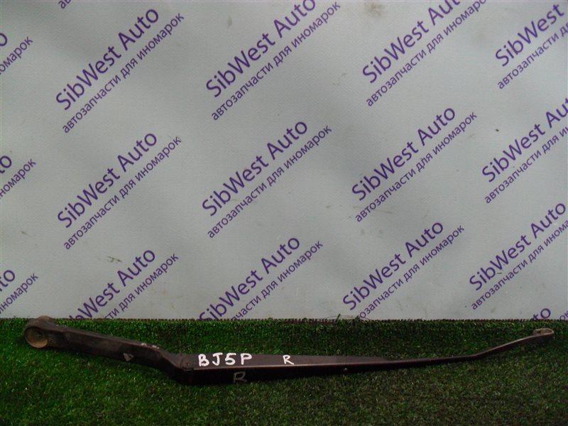 Поводок стеклоочистителя Mazda Familia BJ5P ZL 2003 правый