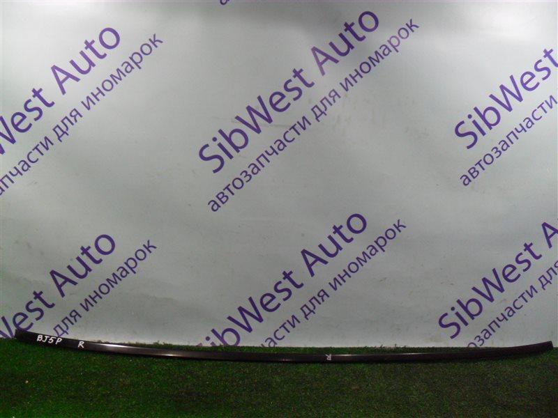 Молдинги на крыше Mazda Familia BJ5P ZL 2003 правые