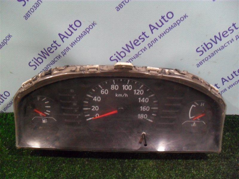 Панель приборов Nissan Sunny FB15 QG15DE 2001