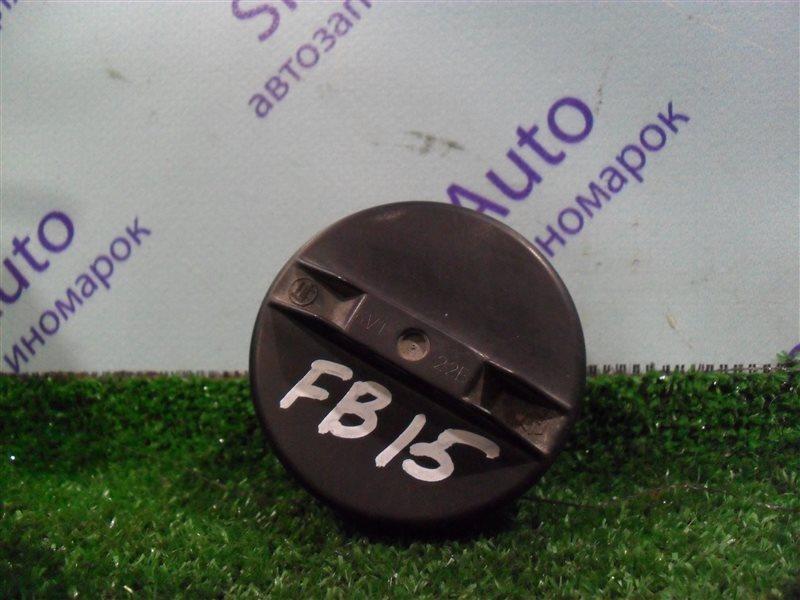 Крышка бензобака Nissan Sunny FB15 QG15DE 2001