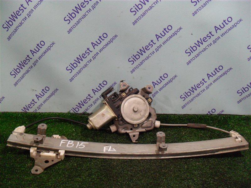 Стеклоподъемник Nissan Sunny FB15 QG15DE 2001 передний левый