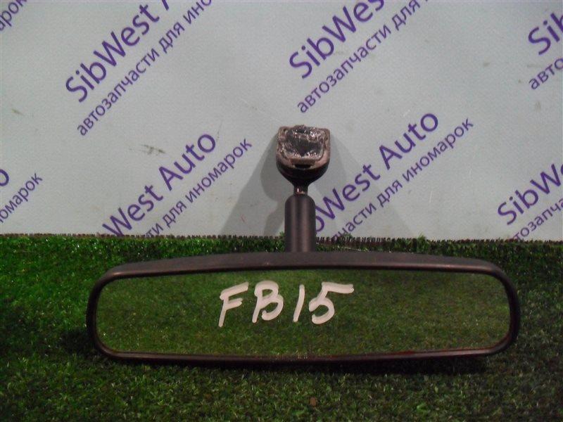 Зеркало заднего вида Nissan Sunny FB15 QG15DE 2001
