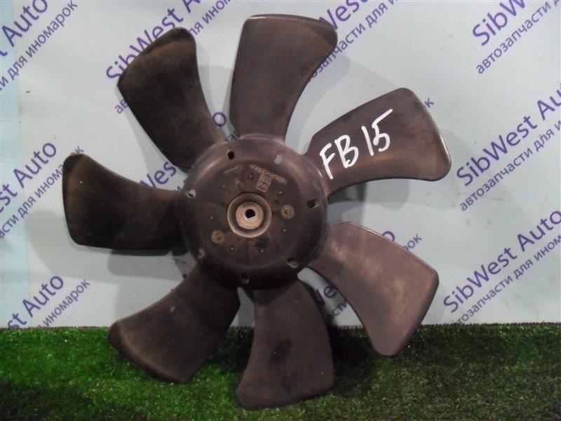 Крыльчатка вентилятора Nissan Sunny FB15 QG15DE 2001