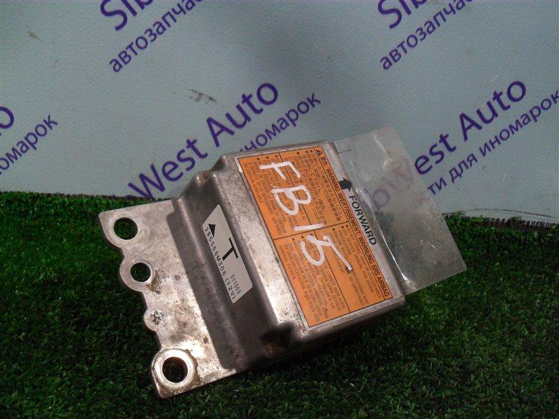 Блок управления airbag Nissan Sunny FB15 QG15DE 2001