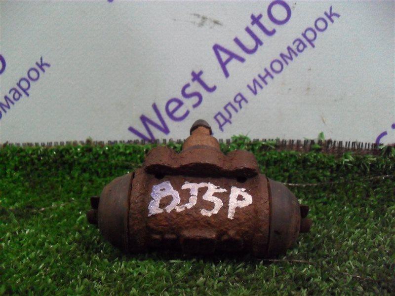 Тормозной цилиндр Mazda Familia BJ5P ZL 2003 задний