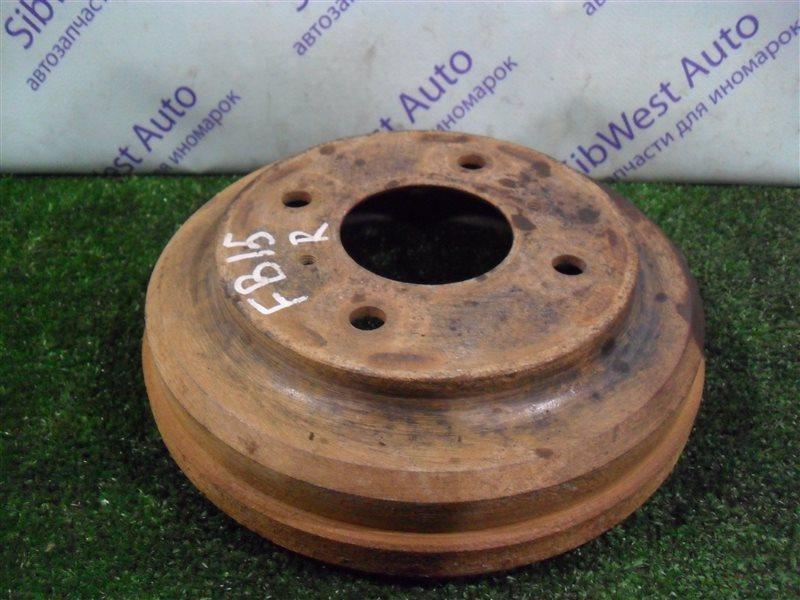 Тормозной барабан Nissan Sunny FB15 QG15DE 2001 задний