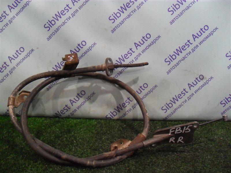Тросик ручника Nissan Sunny FB15 QG15DE 2001 задний правый