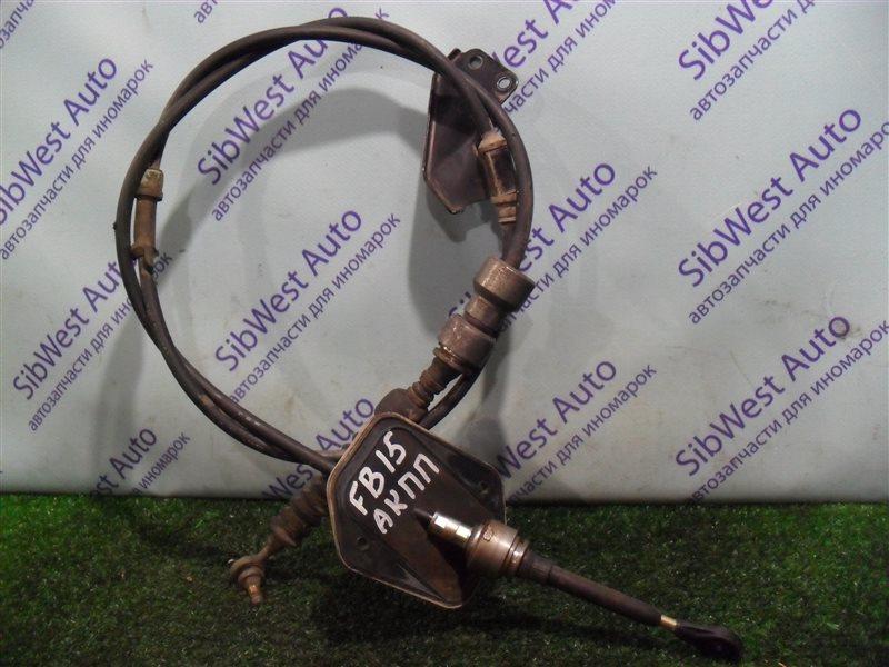 Трос переключения акпп Nissan Sunny FB15 QG15DE 2001