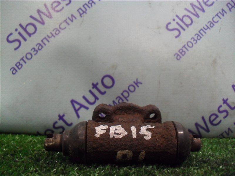 Тормозной цилиндр Nissan Sunny FB15 QG15DE 2001 задний