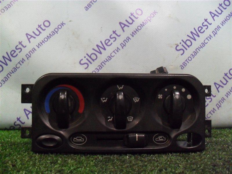 Блок управления климат-контролем Daewoo Matiz KLYA F8CV 2010