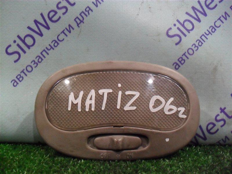 Плафон Daewoo Matiz KLYA F8CV 2010 передний