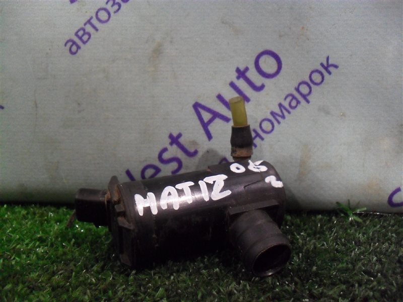 Насос омывателя Daewoo Matiz KLYA F8CV 2010