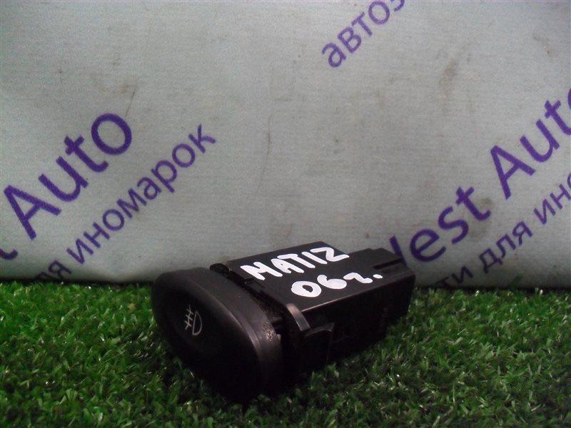 Кнопка туманки Daewoo Matiz KLYA F8CV 2010