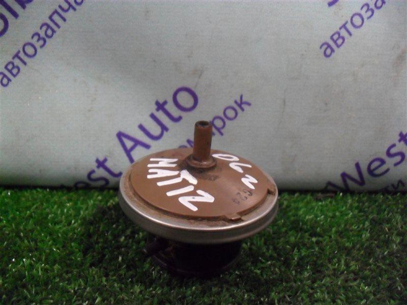 Клапан Daewoo Matiz KLYA F8CV 2010