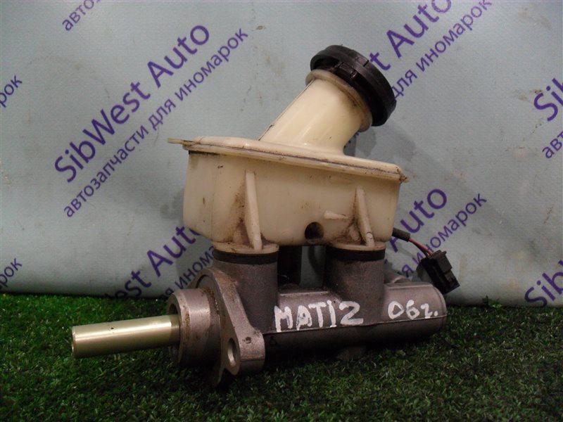 Главный тормозной цилиндр Daewoo Matiz KLYA F8CV 2010
