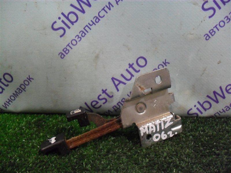 Ручка открывания бензобака Daewoo Matiz KLYA F8CV 2010
