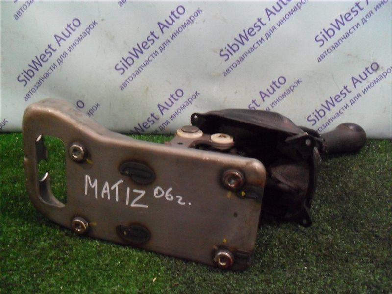 Рычаг переключения кпп Daewoo Matiz KLYA F8CV 2010