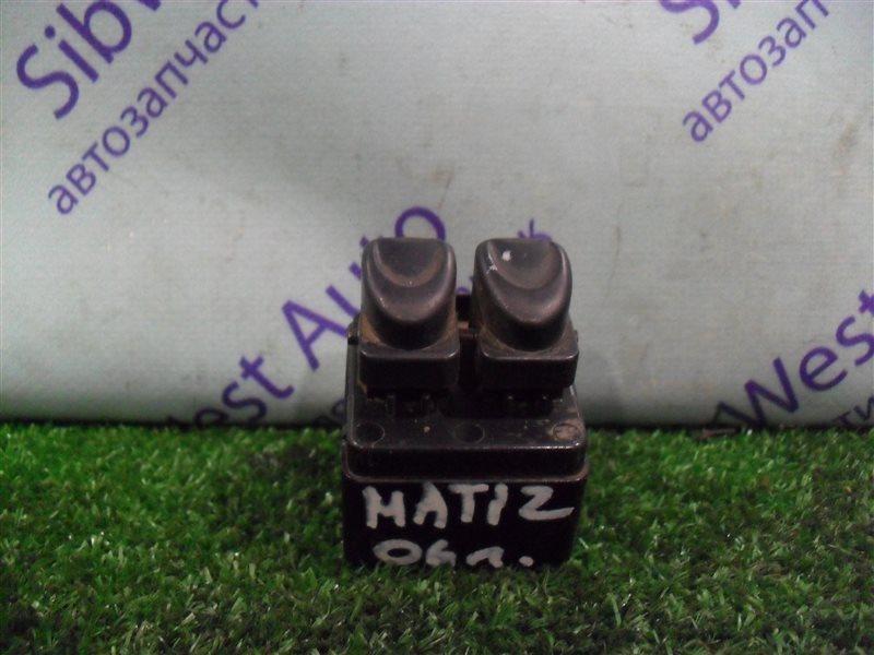 Кнопка стеклоподъемника Daewoo Matiz KLYA F8CV 2010