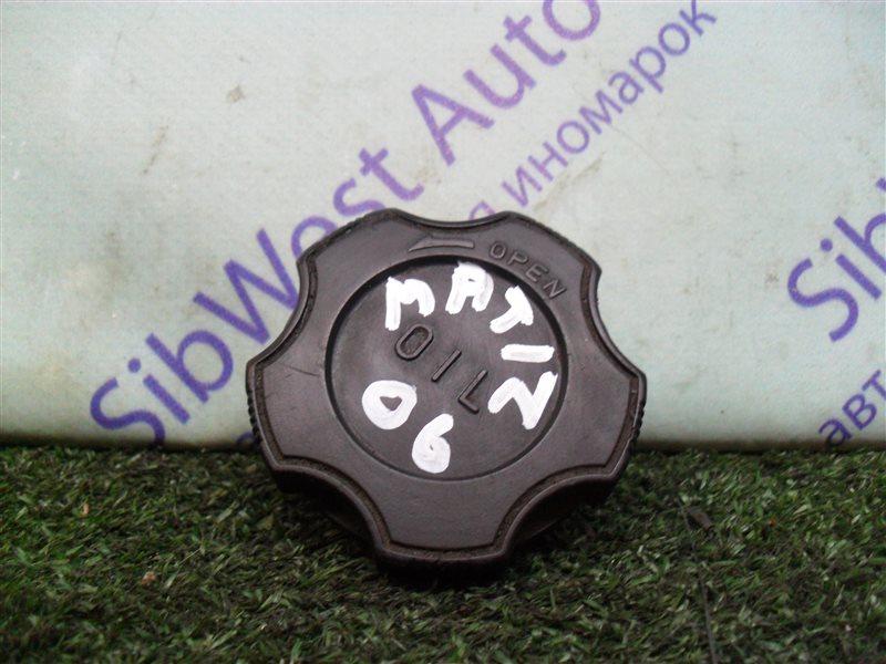 Крышка масляной горловины Daewoo Matiz KLYA F8CV 2006
