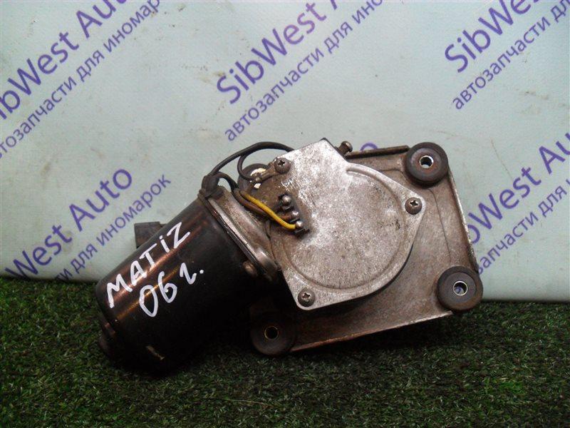 Мотор дворников Daewoo Matiz KLYA F8CV 2006 передний