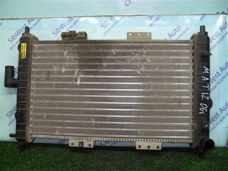 Радиатор основной Daewoo Matiz KLYA F8CV 2006