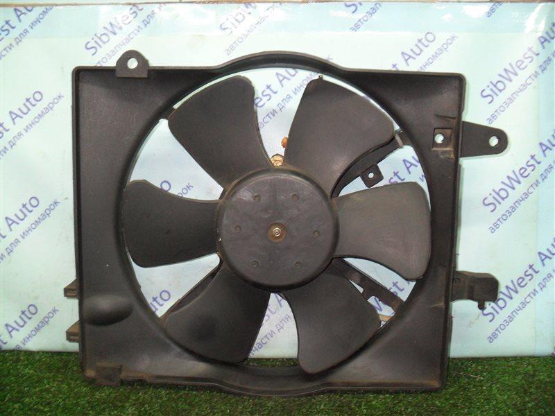 Вентилятор радиатора Daewoo Matiz KLYA F8CV 2006