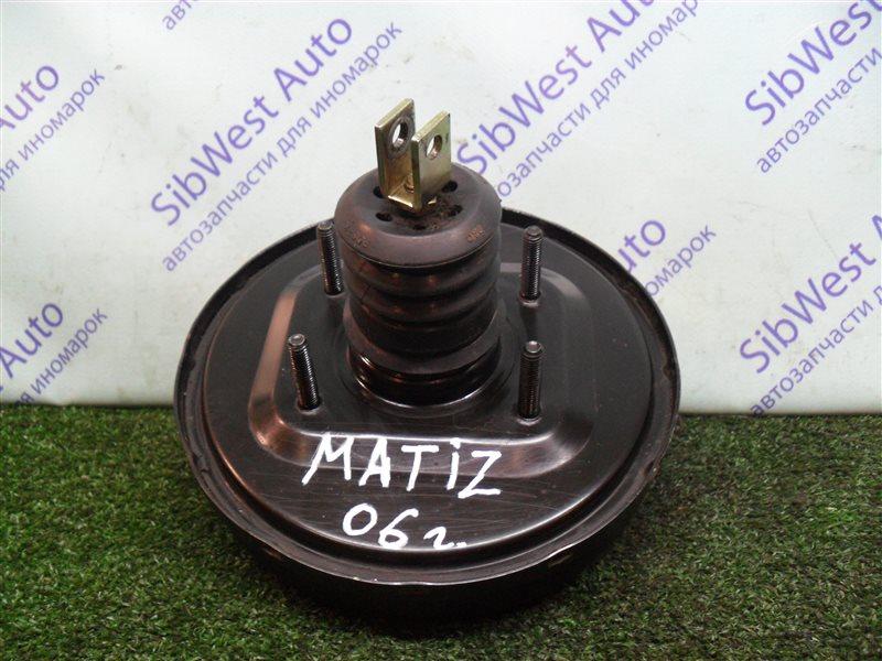 Вакуумный усилитель тормозов Daewoo Matiz KLYA F8CV 2006