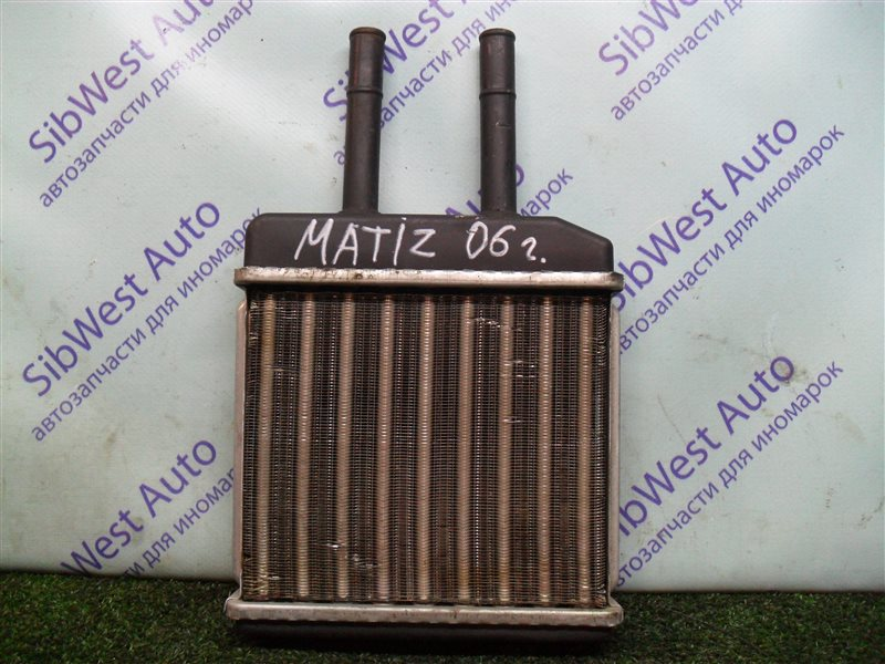 Радиатор печки Daewoo Matiz KLYA F8CV 2006