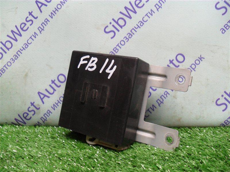 Электронный блок Nissan Sunny FB14 GA15DE 1994