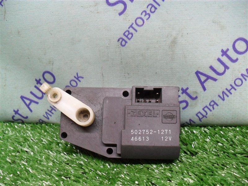 Сервопривод заслонок печки Nissan Sunny FB14 GA15DE 1994