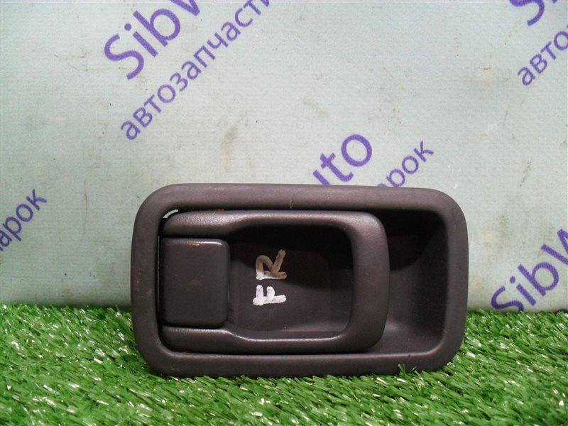 Ручка двери внутренняя Nissan Sunny FB14 GA15DE 1994 передняя правая
