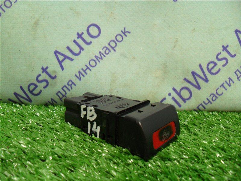 Кнопка аварийной сигнализации Nissan Sunny FB14 GA15DE 1994