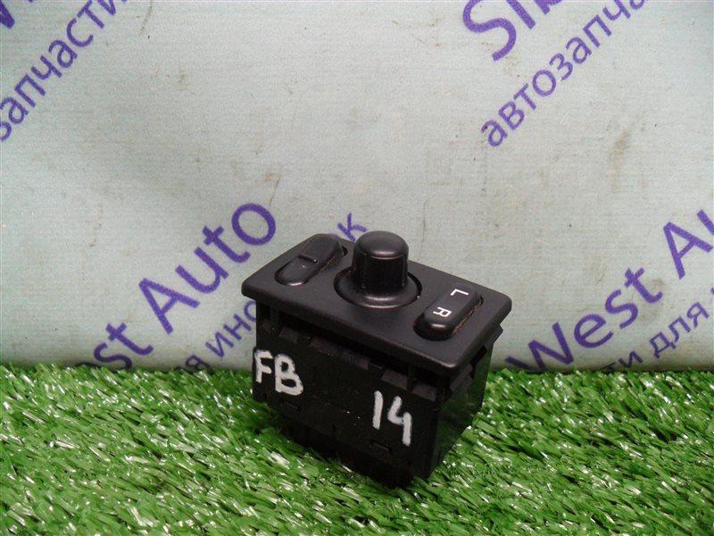 Блок управления зеркалами Nissan Sunny FB14 GA15DE 1994