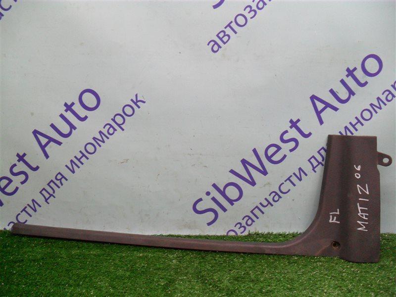 Порожек пластиковый Daewoo Matiz KLYA F8CV 2010 передний левый