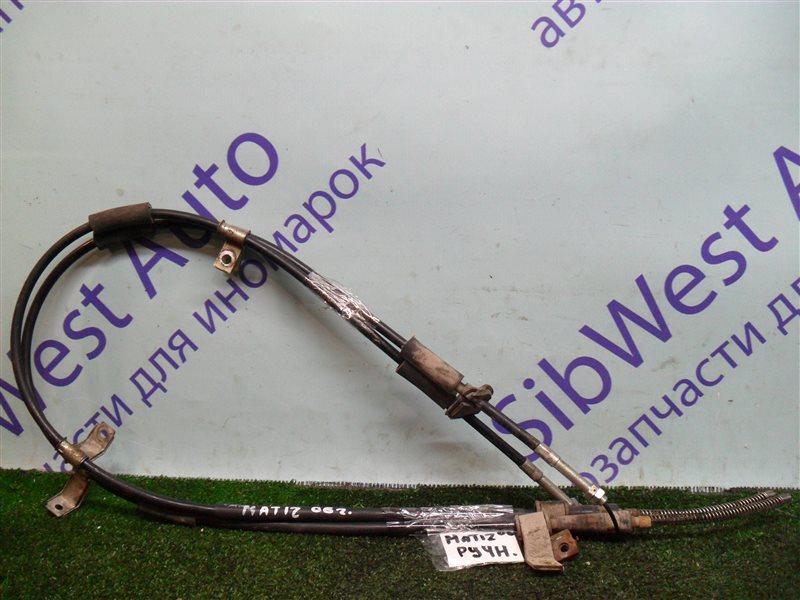 Тросик ручника Daewoo Matiz KLYA F8CV 2010