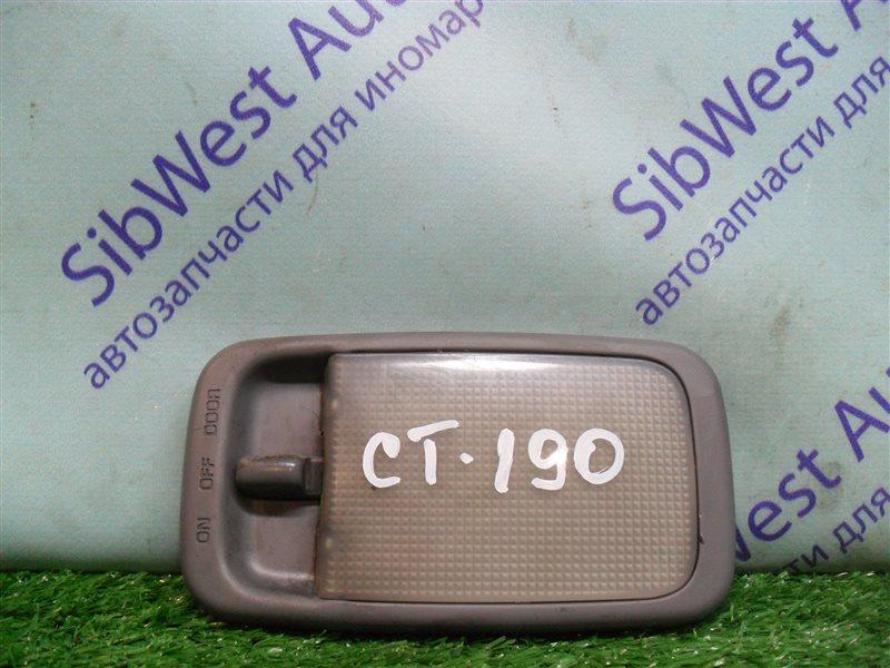 Плафон Toyota Corona CT190 2C 1994